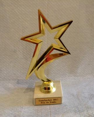 GemlucArt Prix du Public 2017